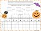 October Jack O' Lantern Halloween Math Craftivity Freebie
