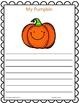 Halloween/October Journal - Grades 1, 2, and 3 (OG)
