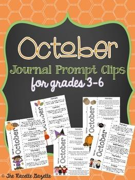 October Journal Prompt Clips-REVISED