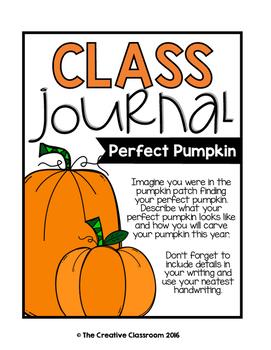 October Journals