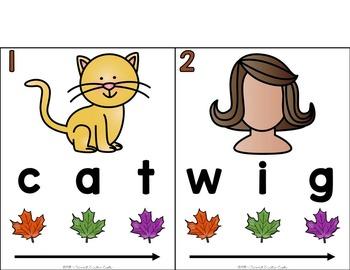 November Kindergarten Centers - Literacy