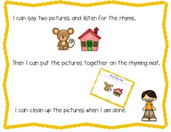 Kindergarten Literacy Centers {Common Core Aligned}