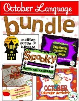 October Language Bundle - free updates