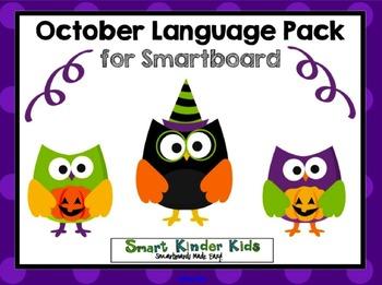 2018 October Language Pack for Smartboard