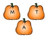 October Letter Match