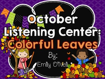 October Listening Center - Colorful Leaves