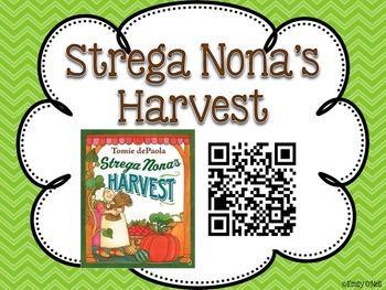 October Listening Center - Harvest