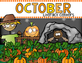 October Literacy Center for Kindergarten {CCSS}
