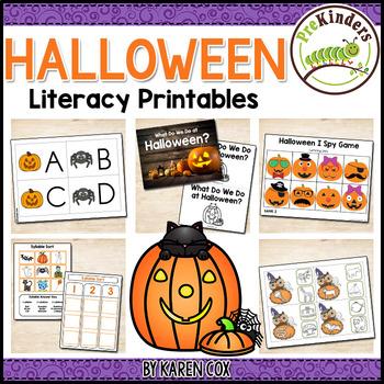 Centers Pumpkin Erasers Teaching Resources | Teachers Pay Teachers