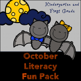 October Literacy Fun Pack