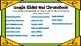 October Literacy & Math Activities for Google Classroom and Google Slides