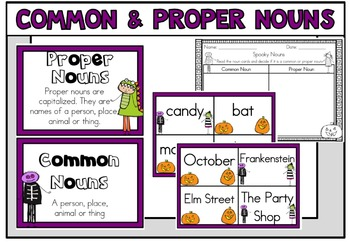October Literacy Stations Centers Grade 2