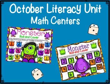 October Literature & Math Themed Unit