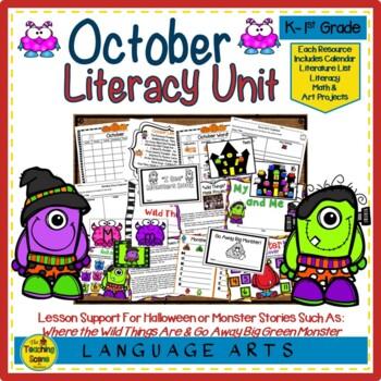 Literacy Unit: October