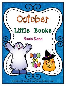 October Little Books