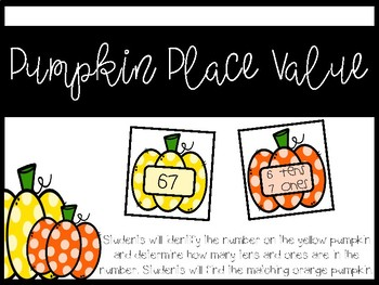 October Math Centers {Expanded Form, Time, Addition, Subtraction, Place Value}