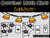 October Math Chat: Addition
