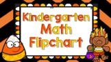 October Math Flipchart