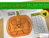October Math Game