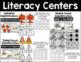 October Math & Literacy Activities Bundle