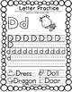 October Kindergarten Homework - Directions in English & Spanish