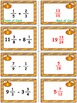 "Halloween Math Skills & Learning Center (Add & Subtract ""Unlike"" Fractions)"
