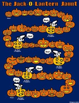Halloween Math Skills & Learning Center (Finding the GCF & LCM)