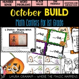 BUILD Math Centers for First Grade OCTOBER