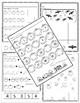 October Math for Kindergarten