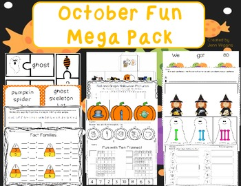 October Mega Pack