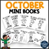 October Mini Books