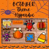 October - Monthly Hyperdoc