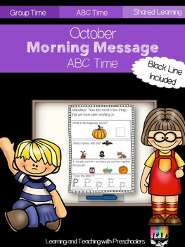 October Morning Message ABC Time