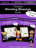 October Morning Message Bundle