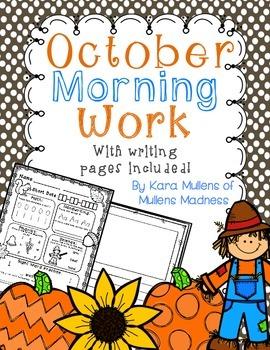 October Morning Work