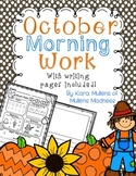 October Morning Work
