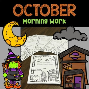 Morning Work-October