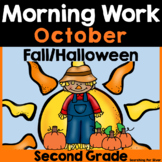 October Morning Work {2nd Grade}