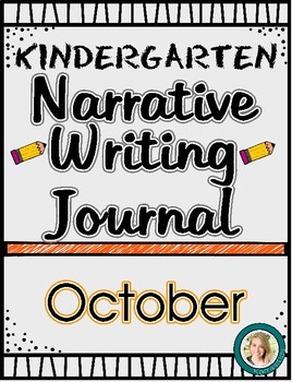 October Narrative Writing Journal