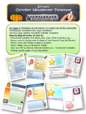 October Newsletter Editable Template