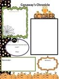 October Newsletter FREEBIE!