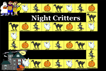 October Night Critters