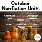 OCTOBER Nonfiction Bundle