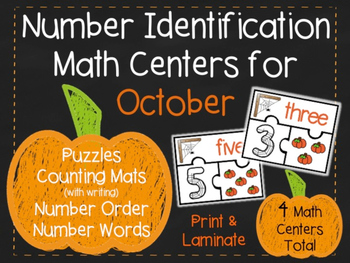 October Number Identification and Counting