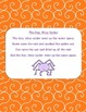 Nursery Rhymes CVC Word Search Kindergarten Literacy Center Week 3 & 4