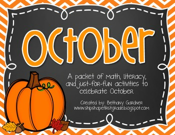 The October Packet!