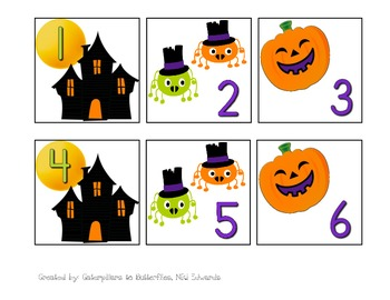 October Pattern Calendar- ABC Pattern