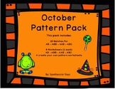 October Pattern Pack