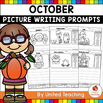October Picture Prompts for Writing