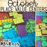 October Place Value Centers